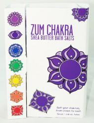 Buy Chakra Zum Bath Salts Collection Indigo Wild