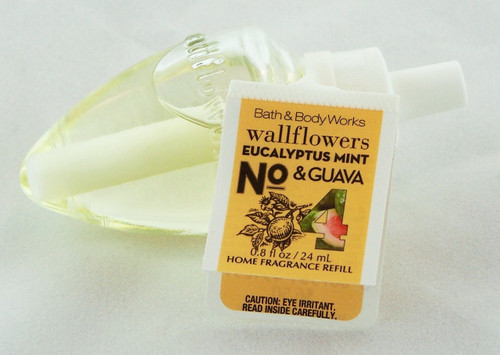 Eucalyptus Mint Guava No.4 Wallflower Fragrance Refill-Click Here for Great Selection!