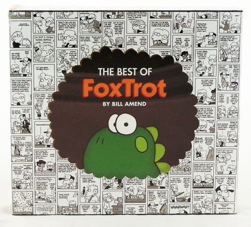 Click here now for Fox Trot Collectible Gift Book Edition!