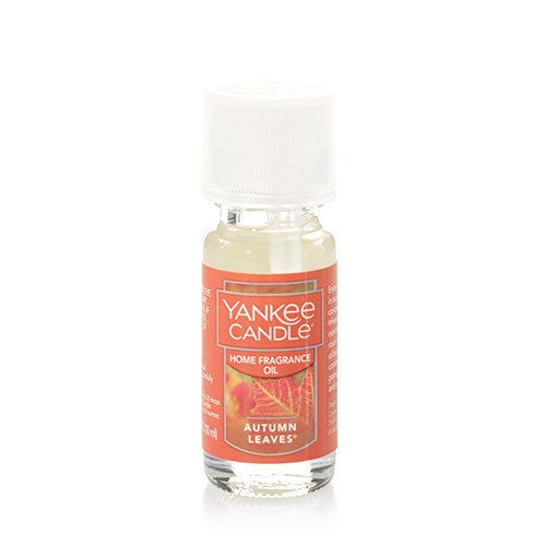 Autumn Leaves Home Fragrance Oil Yankee Candle 0.3oz