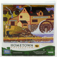 Click here now for Old Cider Mill Hometown Collection Puzzle