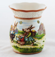 Hurry and shop now for this Peter Rabbit Inspired Ceramic Oil Warmer