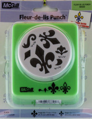 Click here to buy Fleur-de-lis McGill Punch! Limited Supply