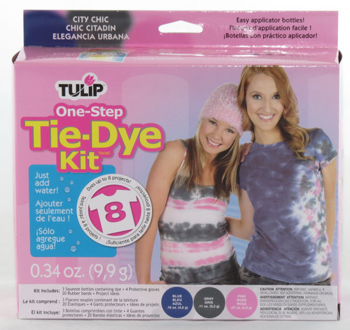 SHop now for City Chic Fashion Tie Dye Kit Tulip at Archway Variety