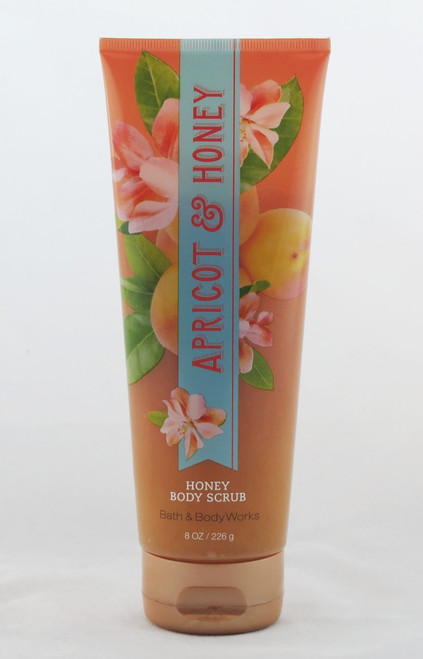 Apricot And Honey Body Scrub Archway Variety