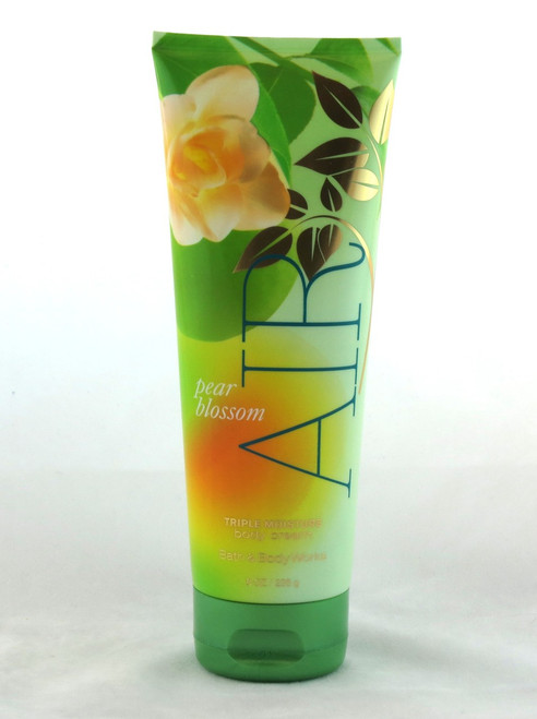 Shop here now for Pear Blossom Air Body Cream Bath and Body Works