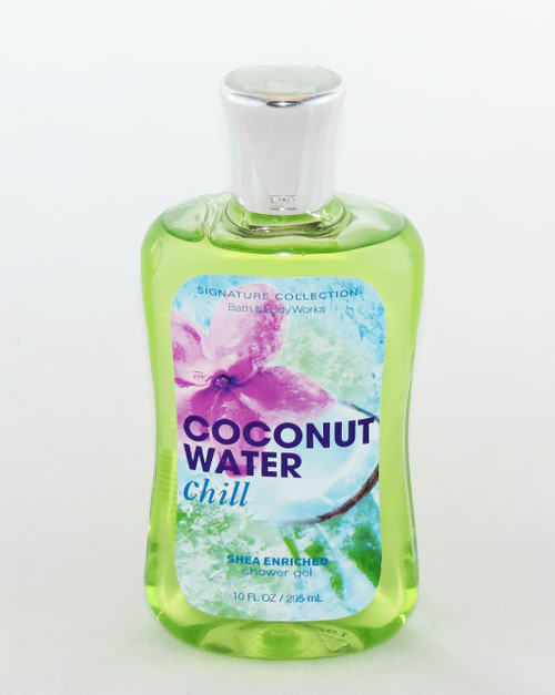 Click here to shop for Coconut Water Shower Gel Bath and Body Works