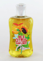 SHop now for Wild Citrus Sunflower Shower Gel Body Wash Bath and Body Works