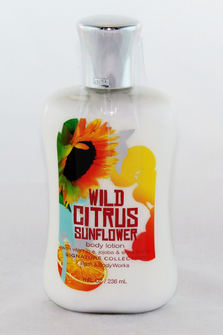 Buy now! Wild Citrus Sunflower Body Lotion Bath and Body Works
