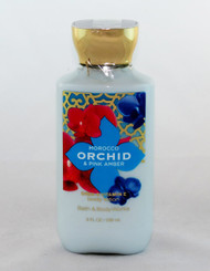 Shop now for Morocco Orchid Pink Amber Body Lotion Bath and Body Works