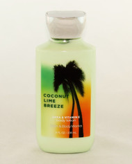 Hurry! Shop now for Coconut Lime Breeze Body Lotion Bath and Body Works