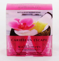 Shop now for caribbean escape wallflower refill 2-pack Bath and Body Works