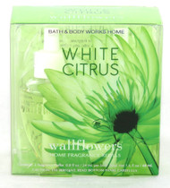 Shop now for White Citrus Wallflower Refill 2-pack Fragrance Bath and Body Works