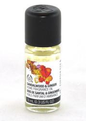 Hurry! Buy Sandalwood Ginger Home Fragrance Oil Body Shop now!