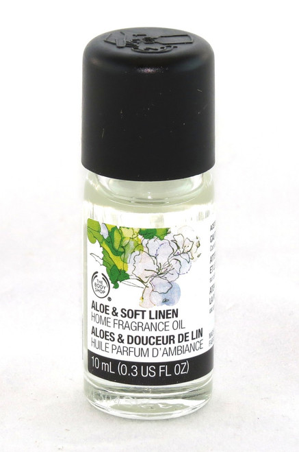 Shop now for Aloe Soft Linen Home Fragrance Oil Body Shop natural