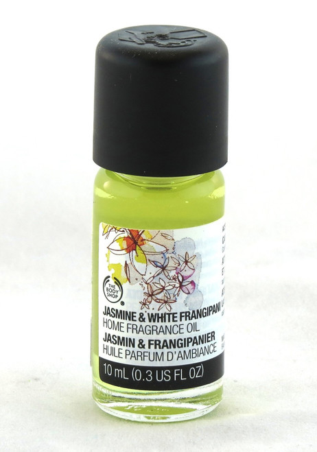 Shop here now for Jasmine White Frangipani Home Fragrance Oil Body Shop