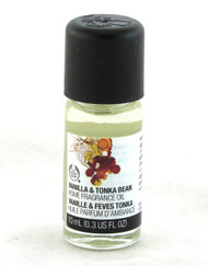 Click here to buy Vanilla and Tonka Bean Home Fragrance Oil Body Shop