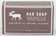 Shop now for Vanilla All Natural Bar Soap from K. Hall Design
