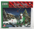 Click here to buy Sweet Holiday Dreams 1000 piece Jigsaw Puzzle Alan Giana Christmas