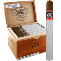 Cigar King Aged Reserve Maduro Churchill (7x50 / Box 25)