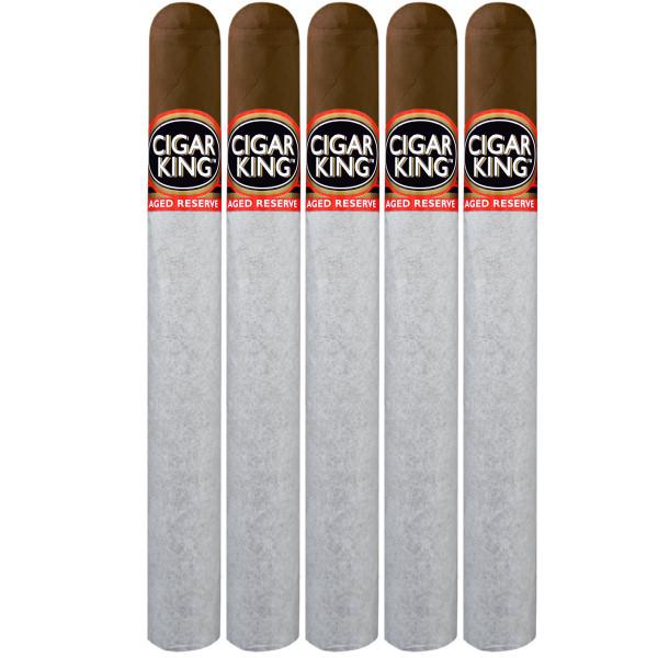 Cigar King Aged Reserve Maduro Churchill (7x50 / 5 Pack)