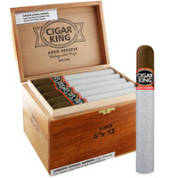 Cigar King Aged Reserve Maduro Robusto (5x50 / Box 25)