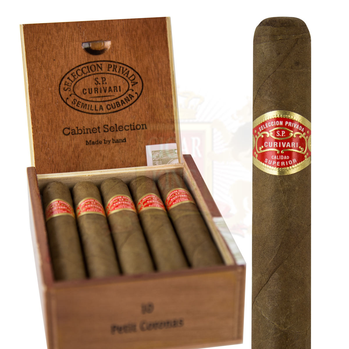 Curivari Seleccion Privada Corona (5.13x42 / Box 10)