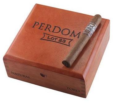 Perdomo Lot 23 Natural Toro (6x50 / Box 24)