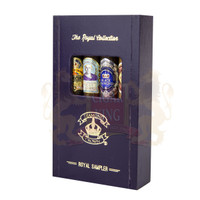 Diamond Crown Royal Collection Sampler (4 Cigars)