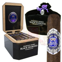 Diamond Crown Black Diamond Emerald (6x52 / Box 20) + FREE $40 CIGAR KING GIFT CARD!