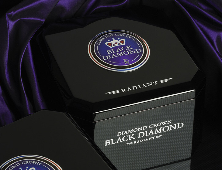 Diamond Crown Black Diamond Radiant (4.5x54 / Box 20)