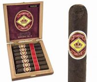 Diamond Crown No. 5 Maduro (4.5x54 / Box 15)