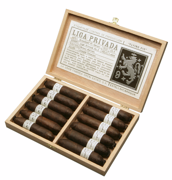 Liga Privada #9  Flying Pig (4.125x60/12)