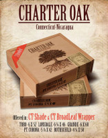 Charter Oak Maduro Grande (6x60 / Box 20)