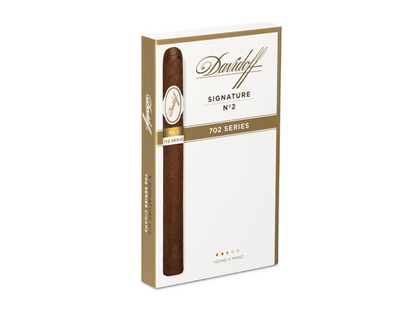 Davidoff 702 Series Aniversario Special R (4.875x50 / 4 Pack Sleeve)