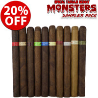 Tatuaje Limited Edition Skinny Monsters Sampler (10 PACK SPECIAL) + 20% OFF + FREE SHIPPING ON YOUR ENTIRE ORDER!