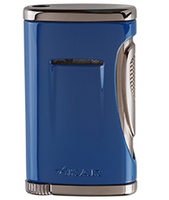 XIKAR Xidris Lighter Cobalt Blue