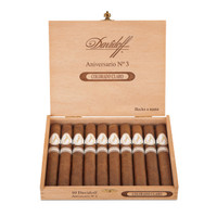 Davidoff Colorado Claro Aniversario No. 3 (6x50 / Box 10)