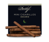 Davidoff Mini Cigarillo Escurio (3.5x20 / Pack of 20)