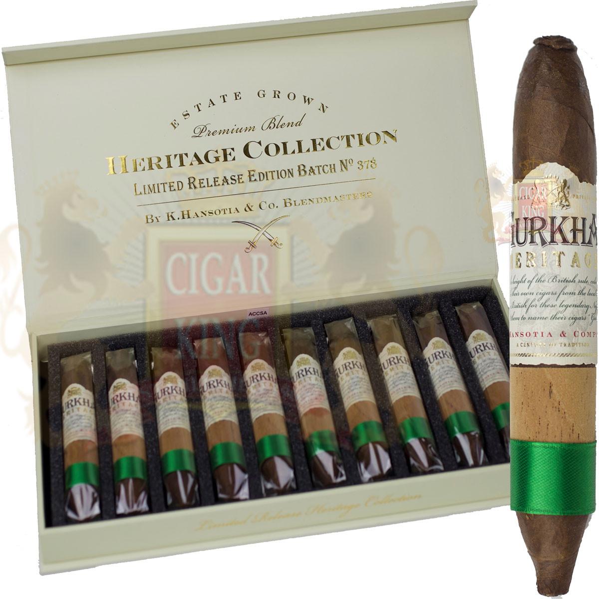 Gurkha Heritage Prince (5x58/ box 10)