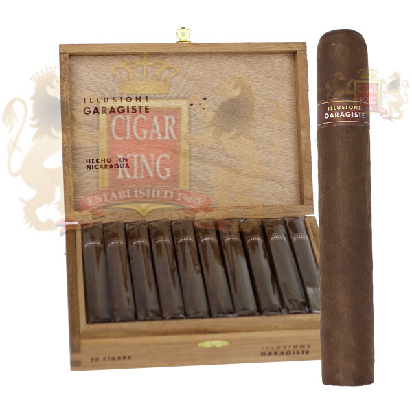 Illusione Garagiste Robusto (5x50 / Box 20)