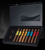 Camacho Bold Anytime Toro Assortment 8 pack with Knife