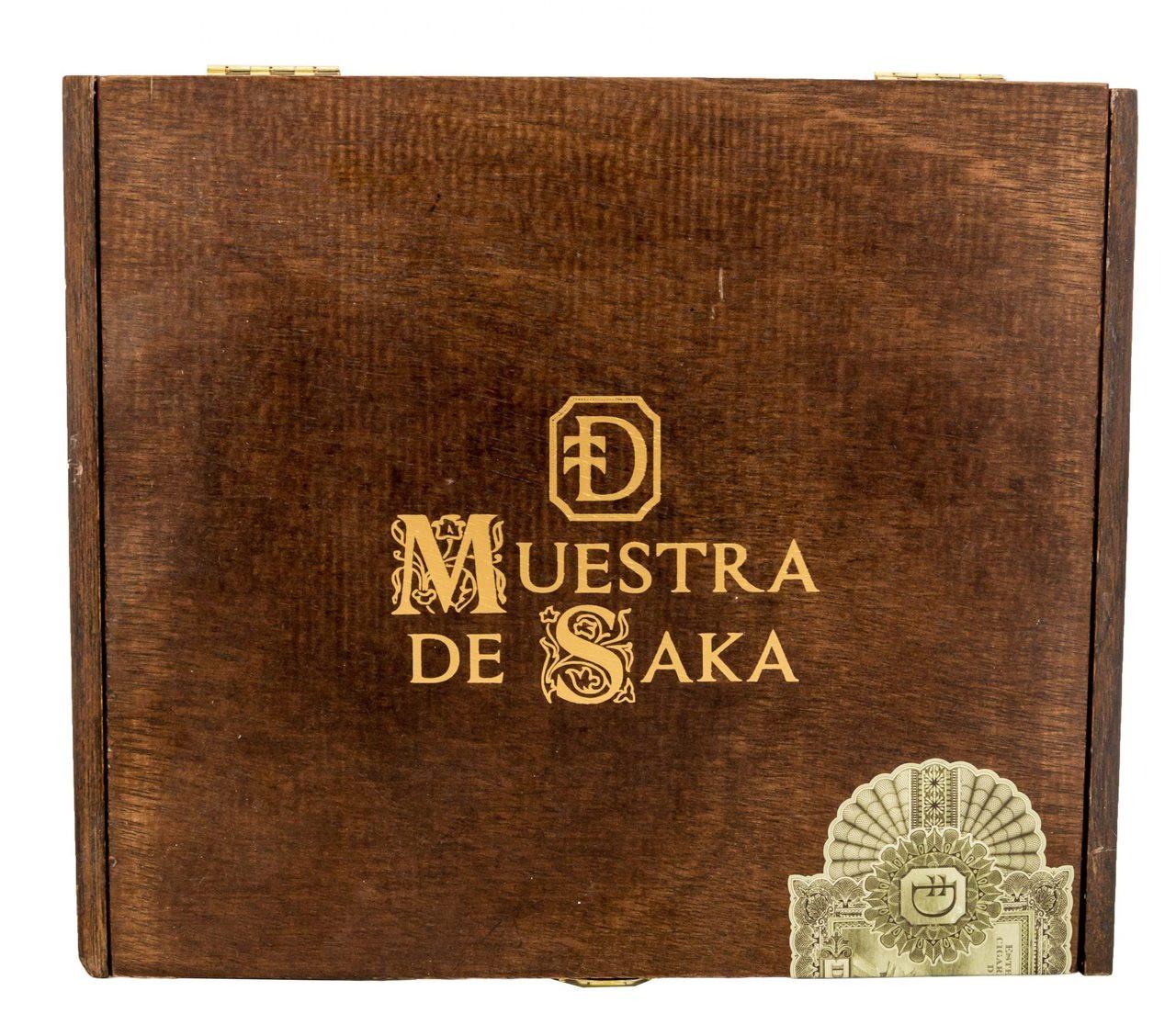 Muestra de Saka Exclusivo (6x52 / Box 7)