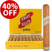 Fratello Oro Gordo (6x60 / Box 20) + 40% OFF!