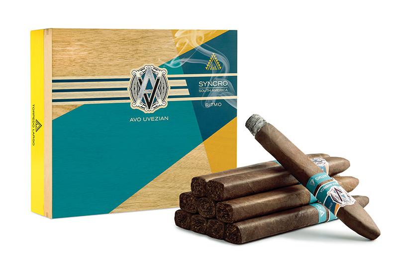 AVO Syncro South America Ritmo Robusto (5 x 50/ Box 20)