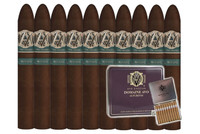 AVO Syncro South America Ritmo Torpedo Largo (7 x 54 / 10 PACK SPECIAL) + Free Avo Domaine Purito 10-Pack + FREE SHIPPING!