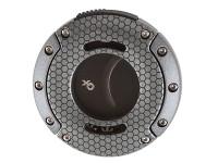 Xikar XO Cutter Gunmetal Honeycomb