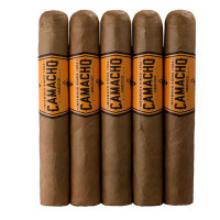 Camacho Connecticut Toro (6x50 / 5 Pack)