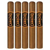 Camacho Connecticut Toro Box Pressed (6x50 / 5 Pack)