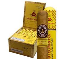 Montecristo Classic El Conde Tubes (6x52 / 5 Pack)